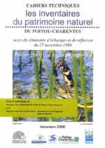 Les inventaires du patrimoine naturel