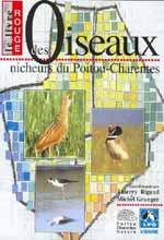 Livre rouge des oiseaux nicheurs du Poitou-Charentes