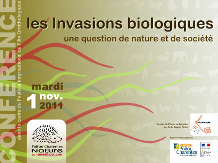 Conférence «Les invasions biologiques»