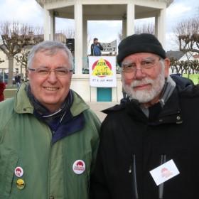 Retour sur la manifestation anti-bassines de Mauzé-sur-le-Mignon