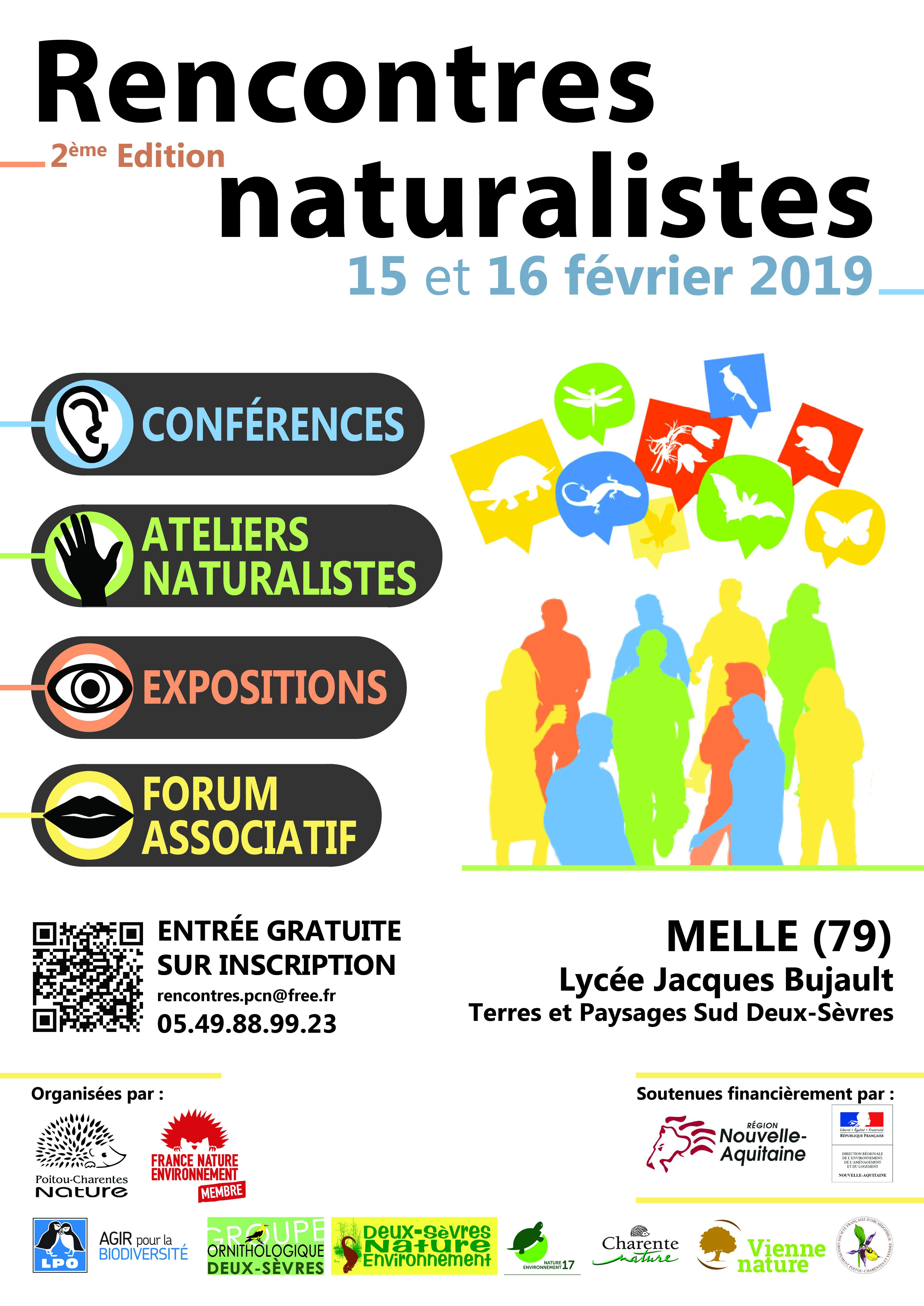 2e Rencontre naturaliste régionale