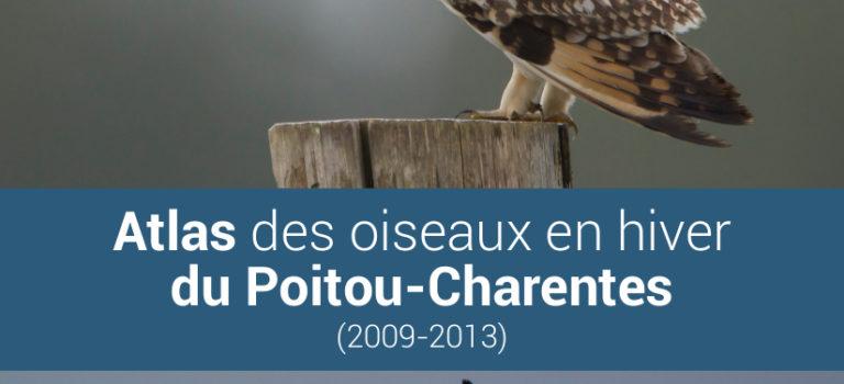 Atlas des oiseaux en hiver du Poitou-Charentes