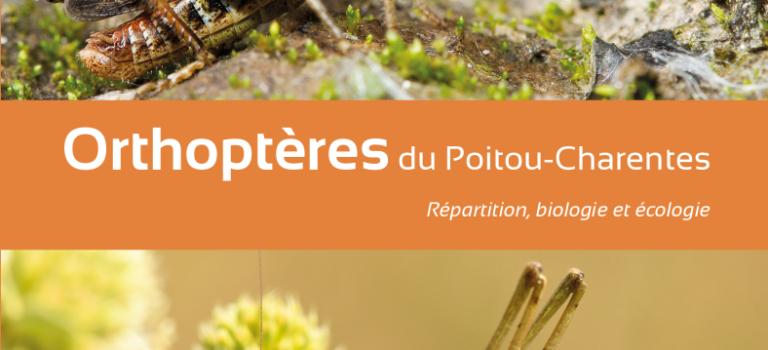Atlas des Orthoptères du Poitou-Charentes